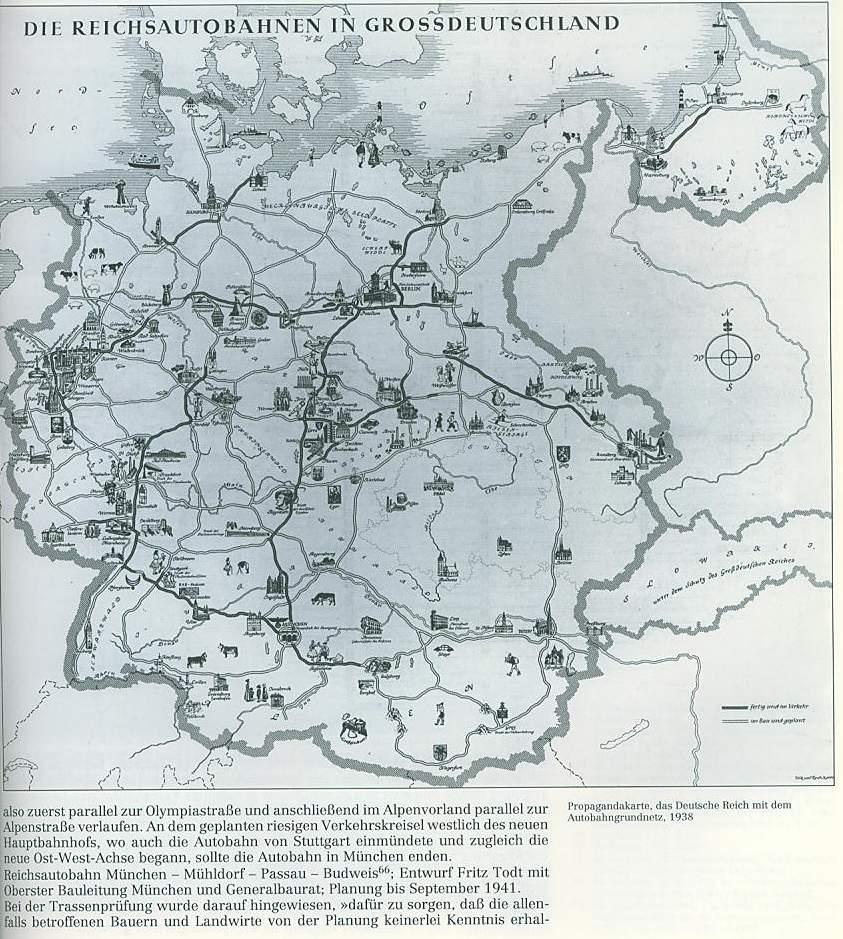Bauen im nationalsozialismus bayern 1933 45 ns zeit for Architektur 3 reich